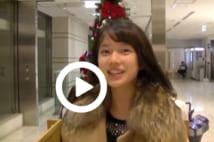 【動画】弘中綾香アナ かつての彼に送った「あざとくない」応援動画