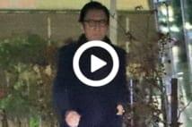 【動画】冨永愛と布袋寅泰 完全個室の店で「密会4時間」
