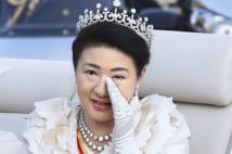 感動の即位パレード 外務省近くで雅子さまが流した涙