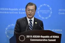 2020年の日韓関係はどうなる?(AFP=時事)