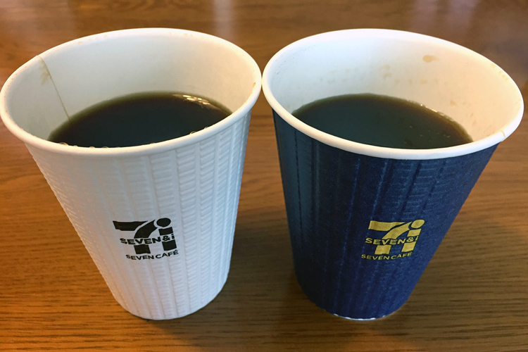 コンビニコーヒーの王者、セブンカフェ