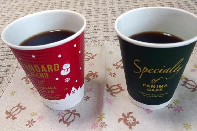 スペシャルティコーヒーも味わえる「ファミマカフェ」