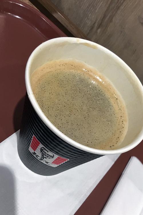 個性的な味わいのケンタッキー「挽きたてリッチコーヒー」