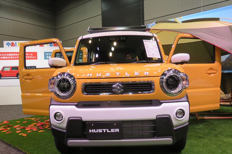 ターボモデルの販売比率アップに期待高まるスズキ・新型ハスラー