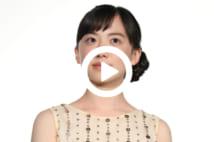【動画】芦田愛菜、15才の今、「恋愛より大事なこと」