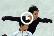 【動画】羽生結弦と高橋大輔 ファン同士が電撃和解か