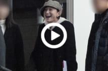 【動画】広末涼子 ドラマ打ち上げで見せた「すごい透明感」姿