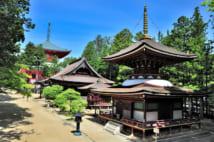 金剛峯寺壇上伽藍(写真)と奥の院は、高野山の中でも2大聖地とされている(写真/アフロ)