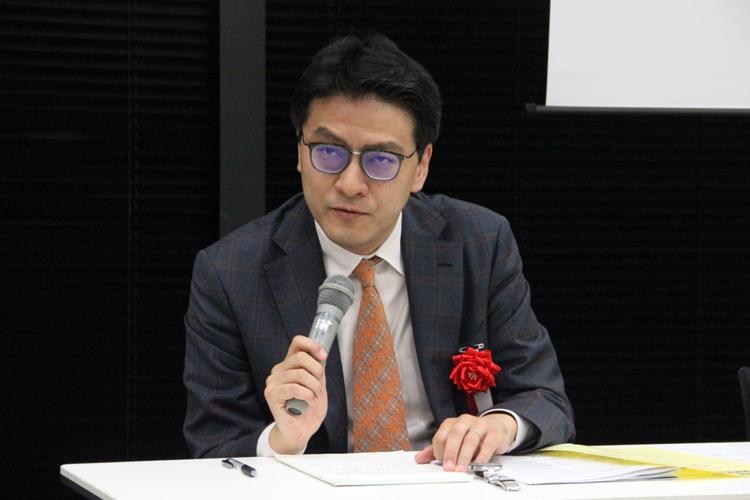 憲政史家の倉山満氏