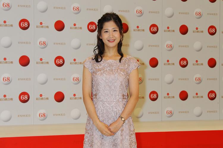 桑子アナは昨年、一昨年と紅白の総合司会を務めた(写真/ロケットパンチ)