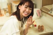 斉藤朱夏が妄想上の嫁グラビアに挑戦 年越し気分を満喫