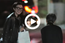 【動画】鈴木京香が有名イタリアンで一人ディナーな夜 写真4枚