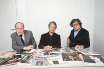 左から元木昌彦氏、鈴木紀夫氏、石川次郎氏