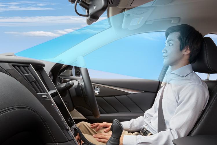 日産自動車の先進運転支援システム「プロパイロット2.0」