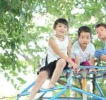 【ギャングエイジ】友達と遊ぶのが楽しくてしょうがない子どもたち