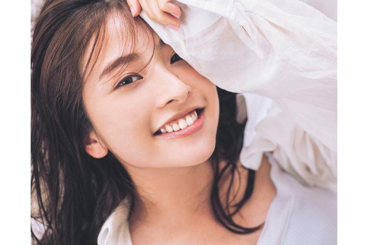 TBS日比麻音子アナがグラビア挑戦 思い出の地で演劇魂見せる
