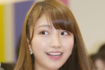 三田友梨佳アナ 勉強熱心で「三田ノート」に取材メモみっしり