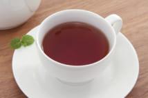 紅茶とはちみつは風邪にいいという