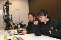 こあら太郎(わ)監督と「VRおじさん」としてメディア出演も多い鈴木貴久氏