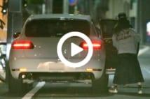 【動画】吉田沙保里 イケメン2人と車でデート? 「バイバイ…」