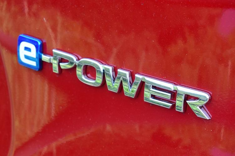 ノート最大のセールスポイントである電動パワートレイン「e-POWER」