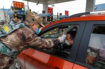 中国全土で進む居住区の出入り制限 それでも感染拡大は止まらない