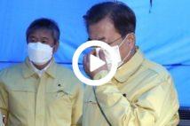 【動画】韓国の新型コロナ対策「人口密度が日本の1.5倍」で懸念も