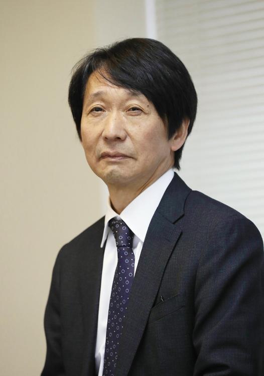 小林覚・日本棋院理事(時事通信フォト)