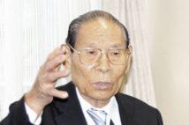 カラ出張辞職の89歳福井県議 自分で運転、議会に一番乗り