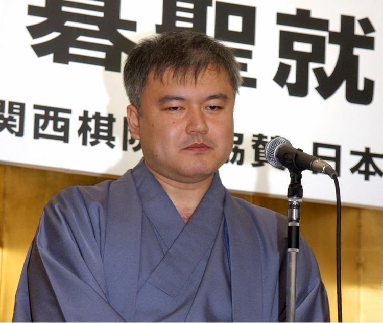 依田紀基・元名人は「最後の無頼派」とも呼ばれる(写真/共同通信社)