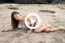 【動画】グラドル・水咲優美 ビーチで弾けた! 写真3枚