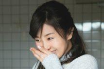 西田幸樹「なをん」シリーズ 大島さんを接写