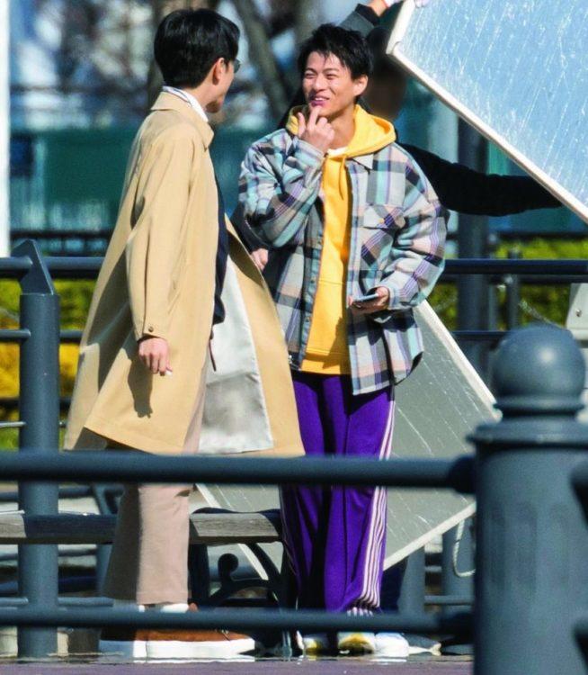 紫 耀 平野 中島 健 人