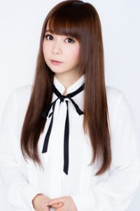 タレントの中川翔子