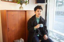 週5で通うこともあるという「SWITCH COFFEE TOKYO代々木八幡店」にて