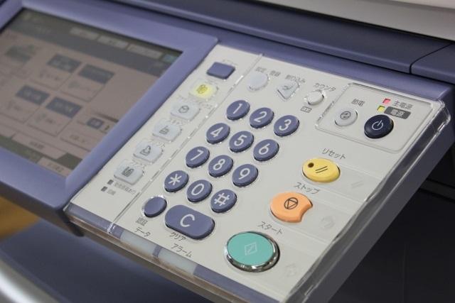 多機能化するコンビニコピー機を悪用(イメージ)