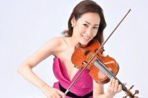 バイオリニスト・松本蘭 始めたきっかけは「白鳥麗子」