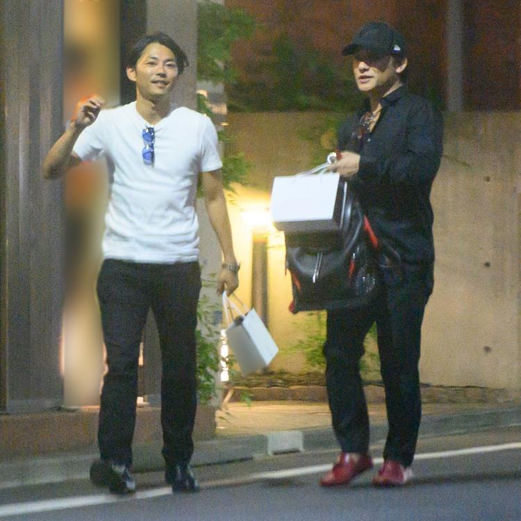 今井翼が松竹所属へ、地元の先輩・中居正広に相談か|NEWSポストセブン
