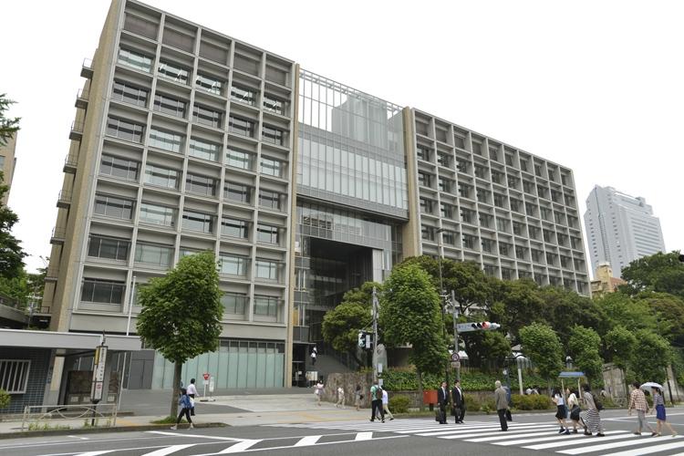 女子校からの合格者が多かった慶應大学(三田キャンパス/時事通信フォト)