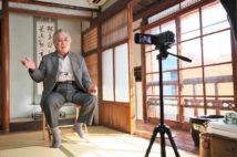 83歳のYouTuber「デン爺」 大陸からの引き揚げ話も人気
