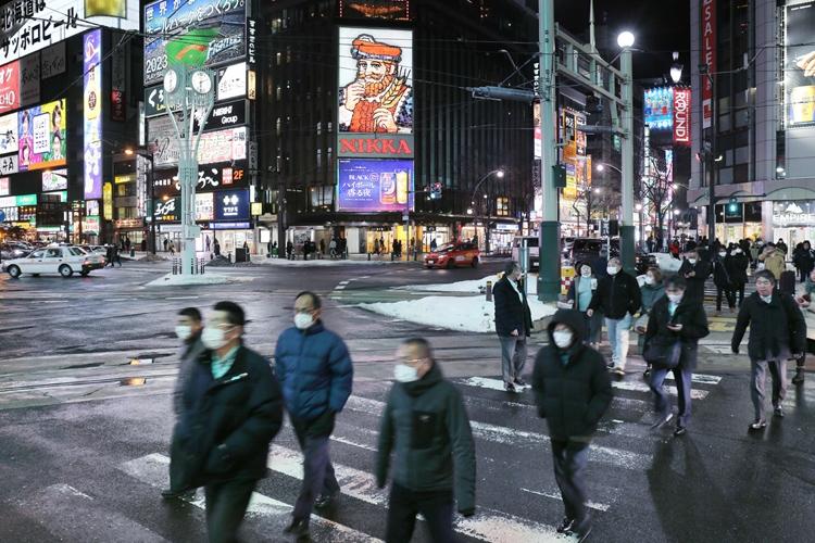 緊急事態宣言が出された北海道はホテル業界が大打撃(時事通信フォト)