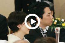 【動画】滝川クリステルと小泉進次郎 永田町では「問題夫妻」扱いに
