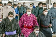 相撲も無観客開催が決定(共同通信社)