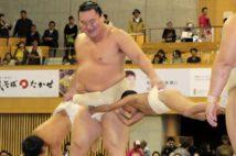 中学生相撲の大会、さば折り、かんぬき、反り技は禁じ手に