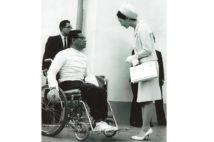 1964年東京パラ、上皇上皇后両陛下と選手の「つながりの深さ」