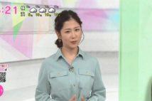 桑子アナは朝に移動(NHK「おはよう日本」より)