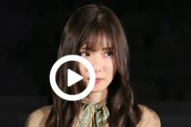 【動画】松岡茉優とW主演の山崎賢人 無観客イベントに「寂しい」