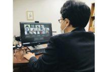 新型コロナでオンライン化が進む学習塾 ZOOM利用の自学室も