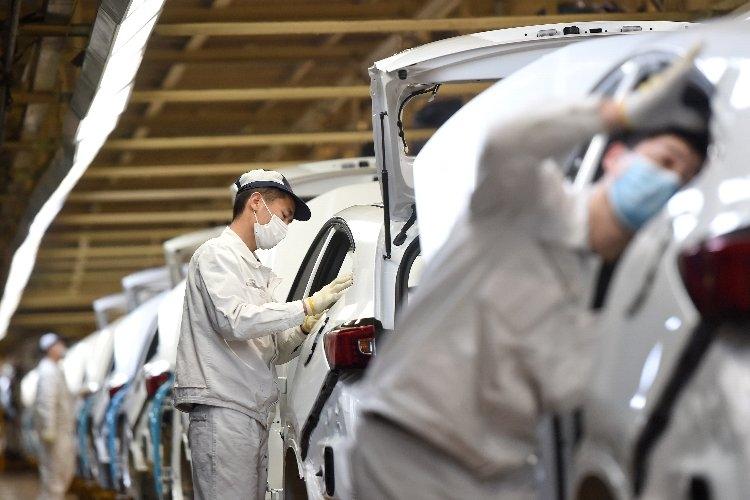 部品供給網が世界中に広がっている自動車業界(EPA=時事通信フォト)