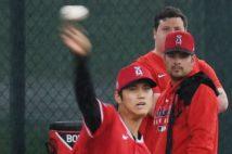 大谷翔平 MLB開幕延期で「開幕投手で4番」の現実味
